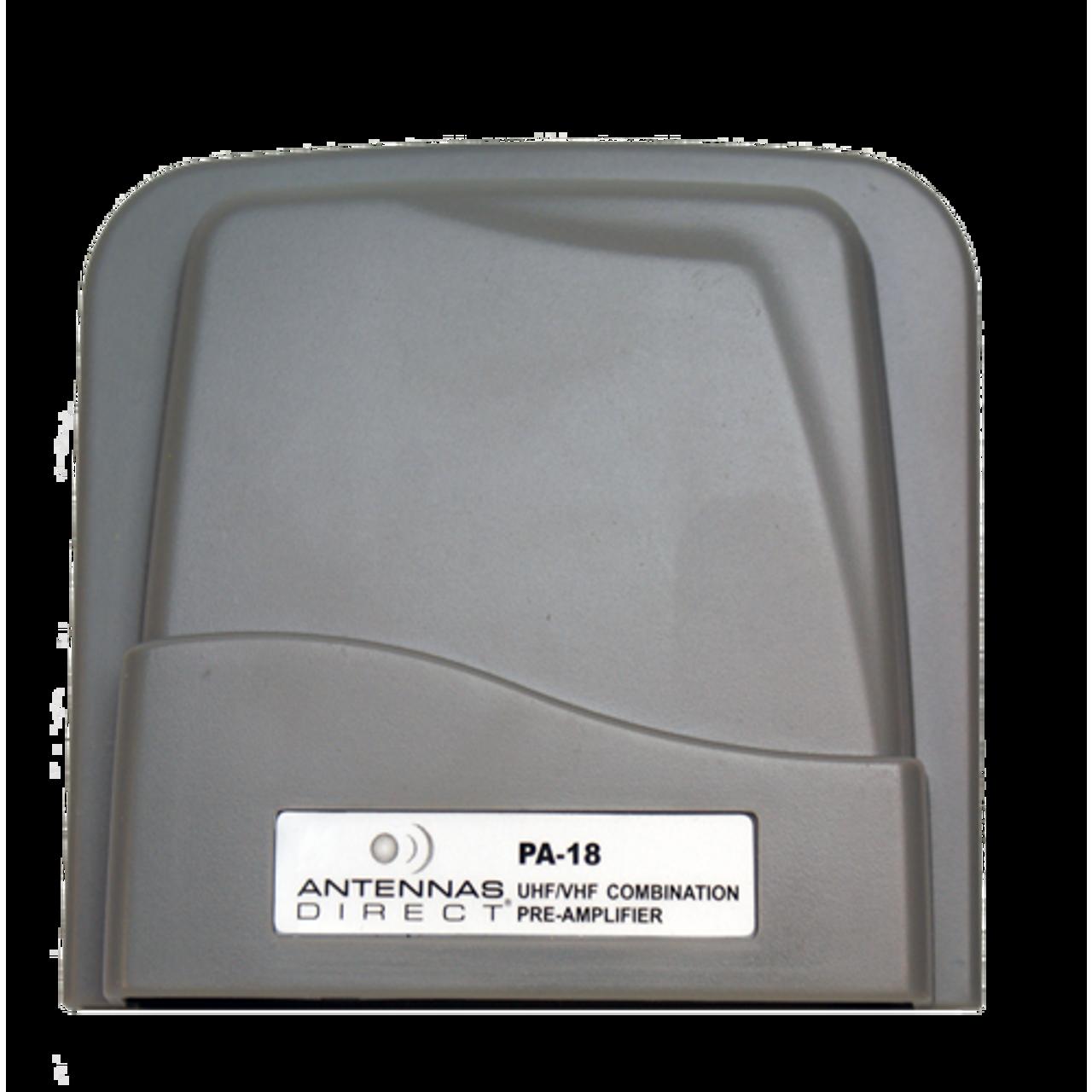 PA18 UHF/VHF Antenna Pre-Amplifier Kit