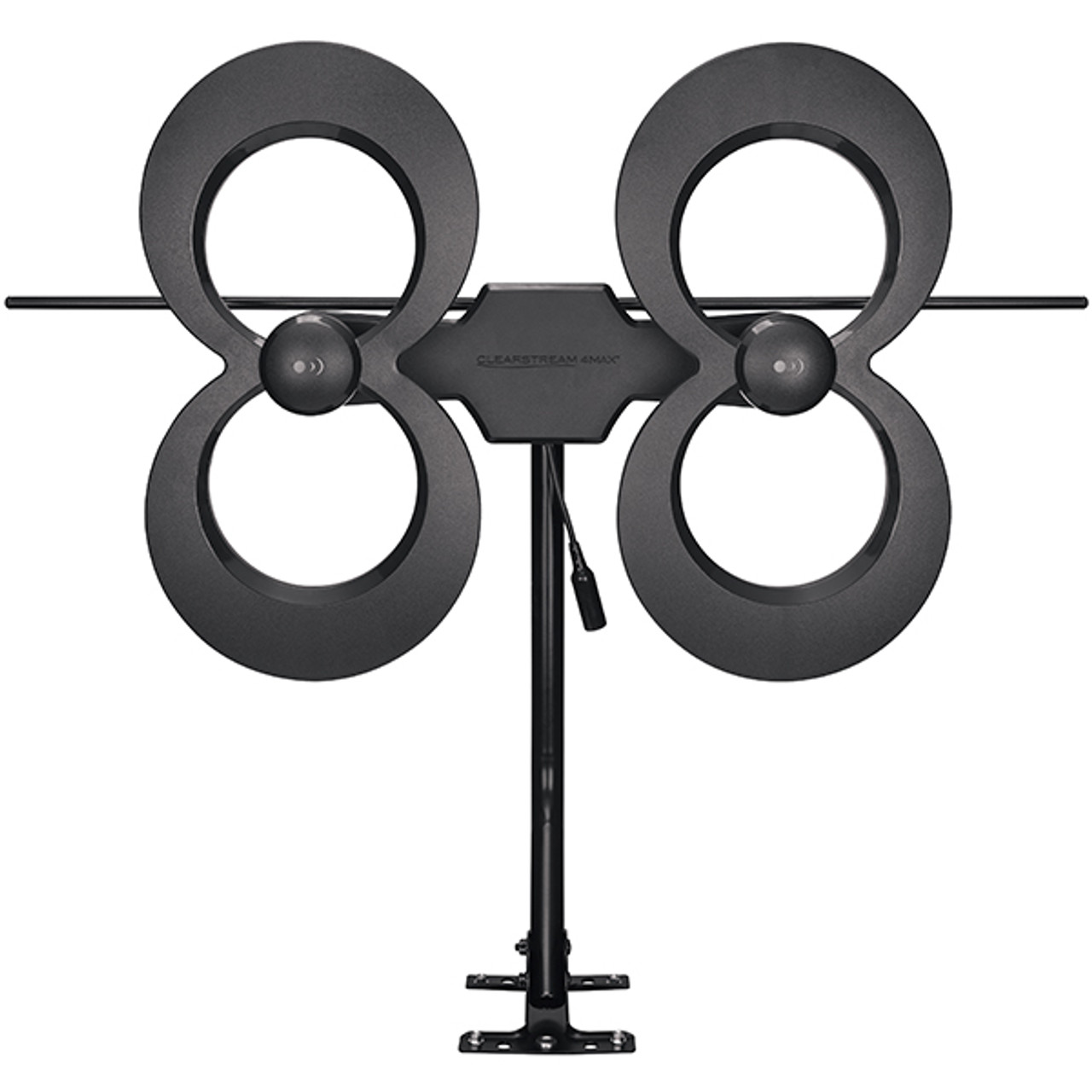ClearStream 4MAX® UHF/VHF Indoor/Outdoor HDTV Antenna with 20
