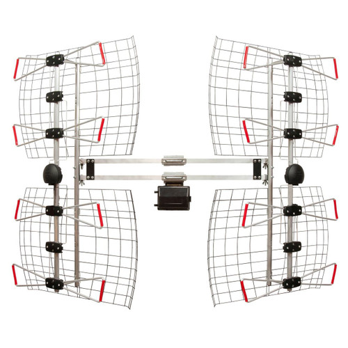 DB8e 8-Element Bowtie Attic/Outdoor HDTV Antenna