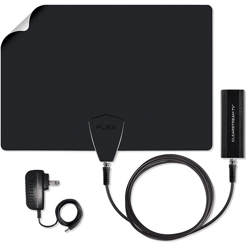 ClearStream FLEX® Indoor WiFi TV Antenna and ClearStream TV