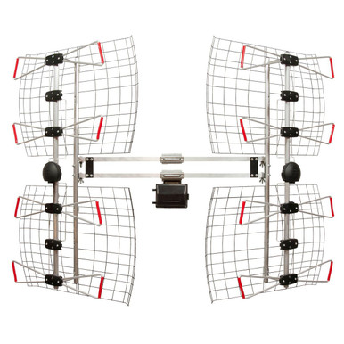 Db8e 8 Element Bowtie Attic Outdoor Hdtv Antenna
