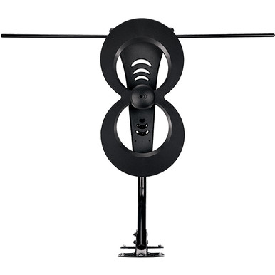 Clearstream 2max Uhf Vhf Indoor Outdoor Hdtv Antenna