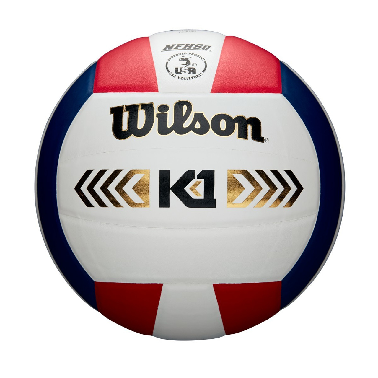 8f7fab5c1a8 Wilson K1 Gold Volleyball | Real Volleyball