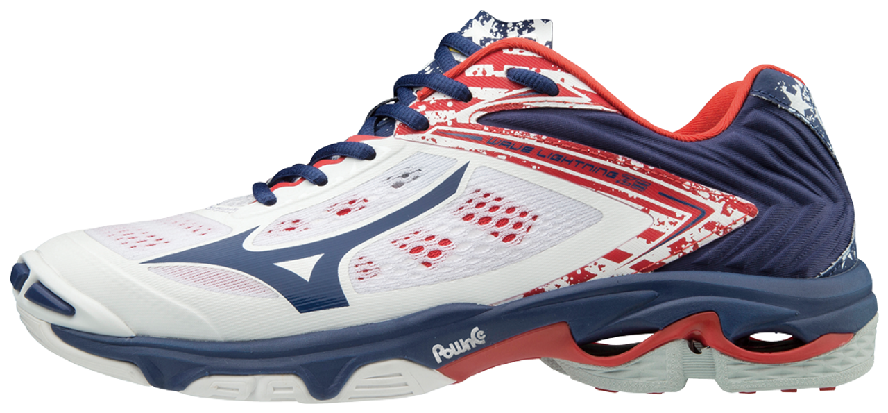 mizuno volleyball shoes wave lightning z5 usa review