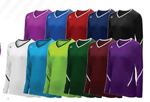 446b991e71e Mizuno Women's Elite 9 Techno Generation Long Sleeve Jersey