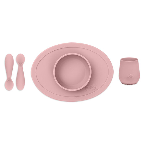 Blush Tiny First Foods Set
