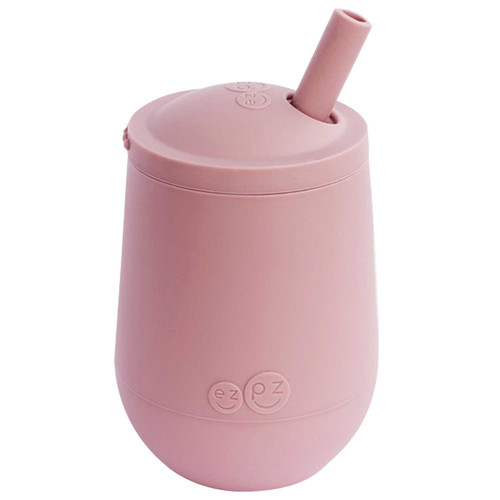 Blush Mini Cup + Straw Training System