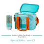 6 Pack Silent Pool Gin & Tonic Can in Cool Bag
