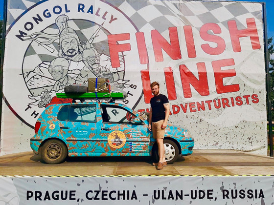 #Forthespirited: Silent Pool Gin and the Mongol Rally - Part Two