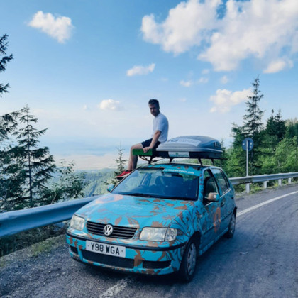 #Forthespirited: Silent Pool Gin and the Mongol Rally - Part One