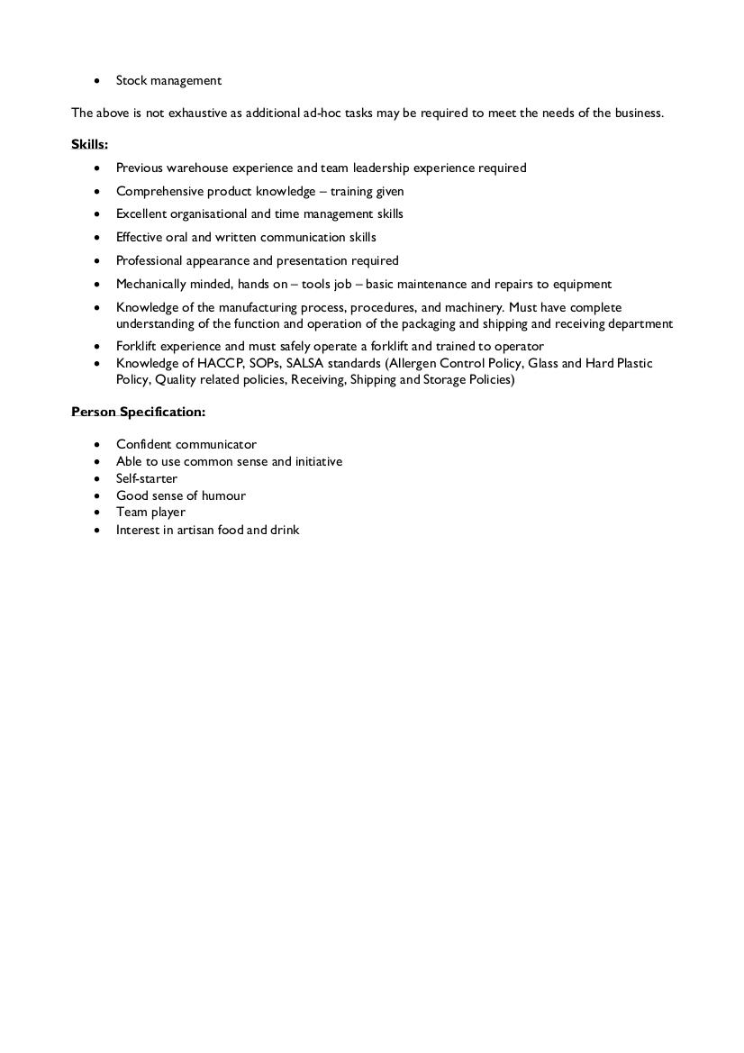 packaging-supervisor CV p2