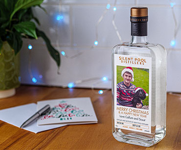 Personalised Gin Example 1