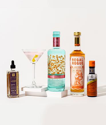 Rose Expression Martini