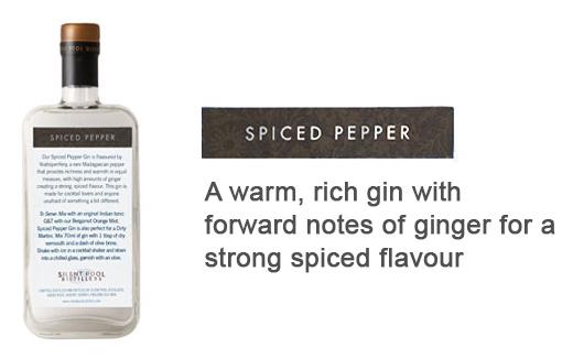 Spiced Pepper
