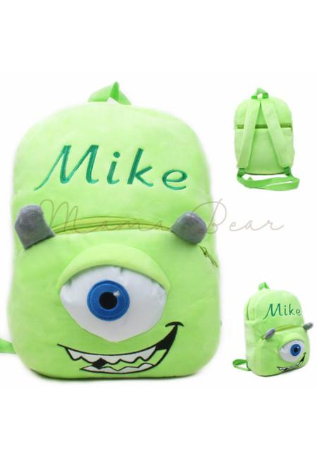 Mike Kids Fur Bag (Big)