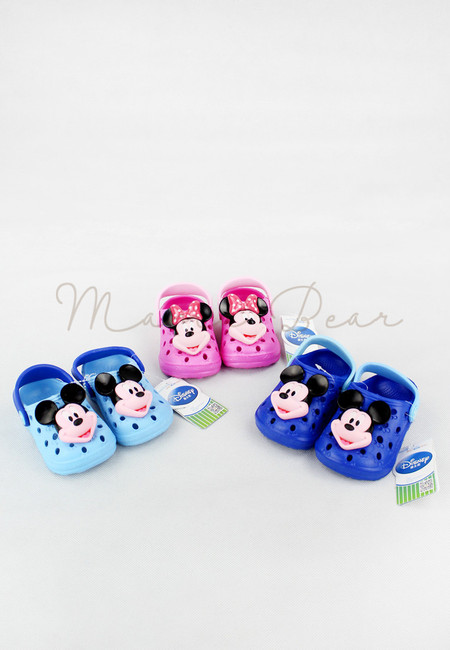 Mickey And Minnie Kids Slip on Sandals