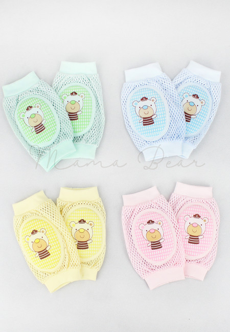 Lovely Bear Baby/Kids Knee Protector
