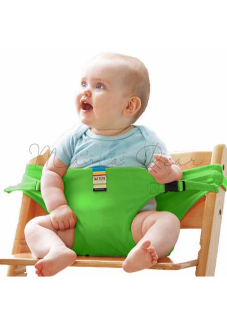 Portable Baby Feeding Seat Belt
