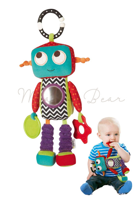 Baby Klank The Robot Activity Toy