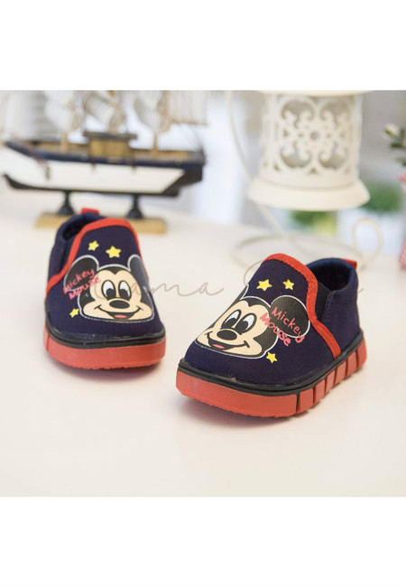 Mickey Slip On Shoes
