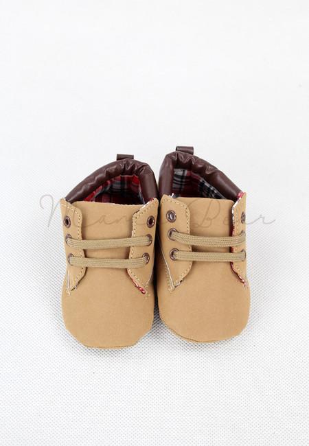 Felt Like Baby Boots Shoes