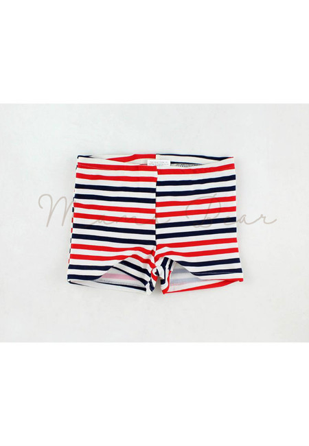 Sailor Stripes Kids Trunks