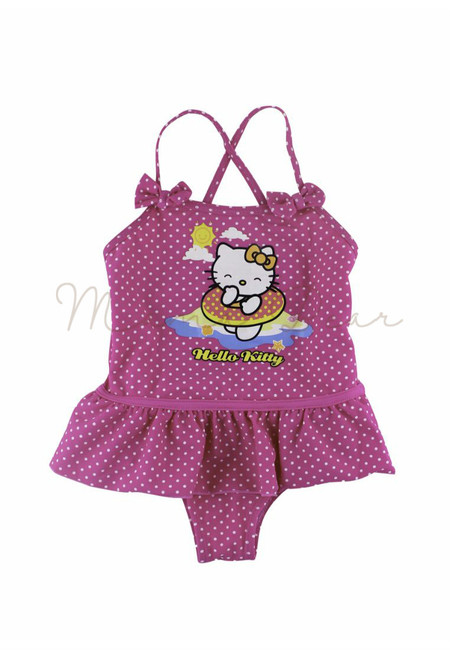 Kitty Sexy Back Kids Swimwear