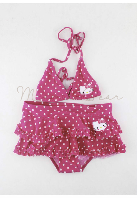 Kitty Princess Kids Bikini