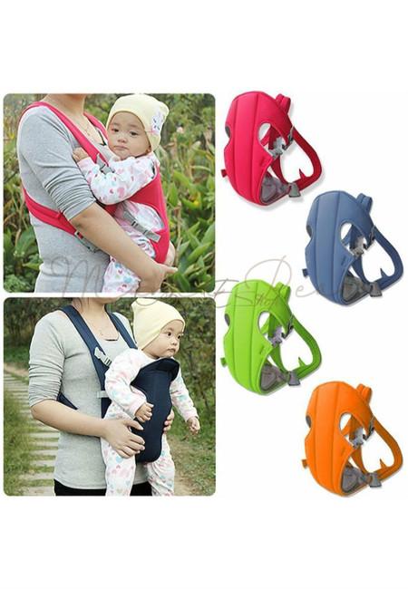 Baby Carrier Sling/Backpack Comfort Wrap Bag