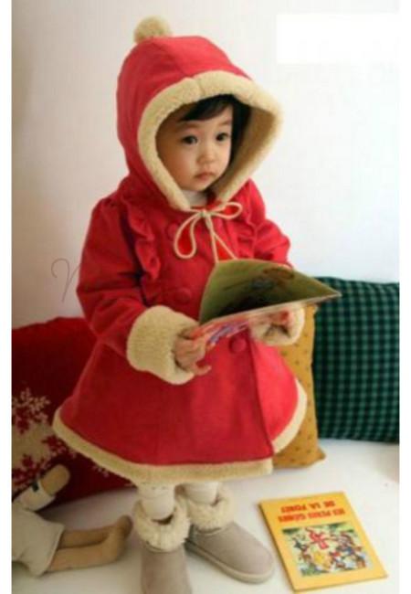 Baby Christmas Jacket Hoodie