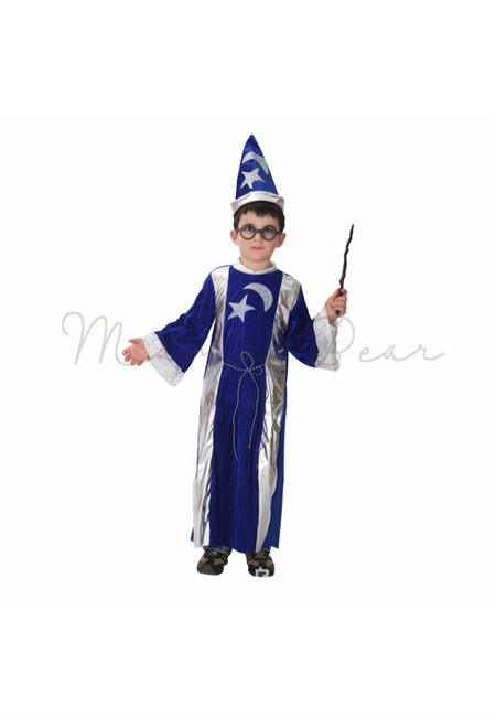 Wizard Kid Costume