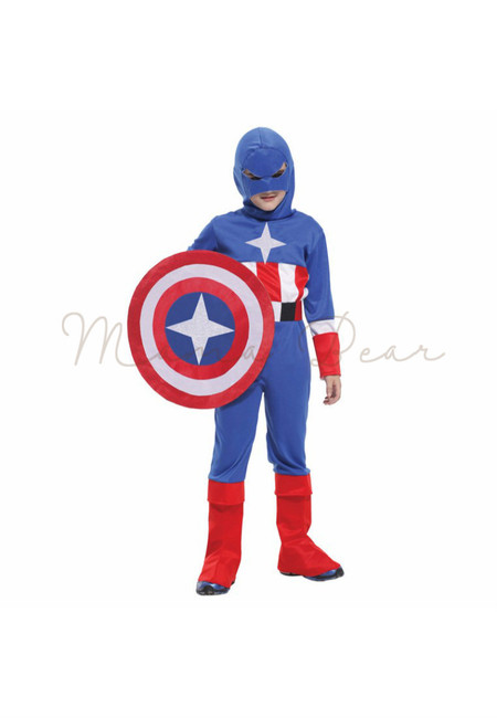 Captain America Kid Costume