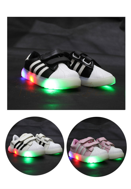 Adidas Sneakers Baby/Kids Lighting Shoes