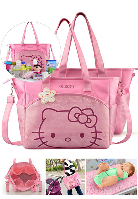 34b3a7256a BABY ESSENTIALS - Organizers - Baby Diaper Bag  Mommy Bag - Page 1 ...