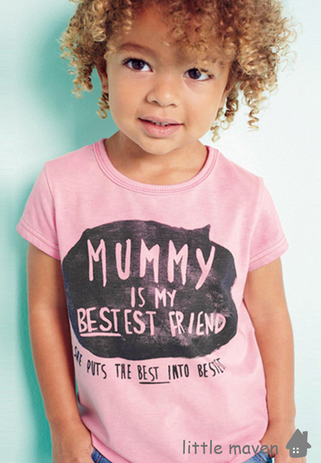 Little Maven Statement Shirt