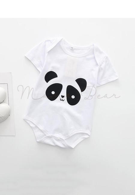 Panda Babysuit
