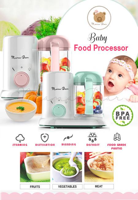 Baby Food Processor Food Maker