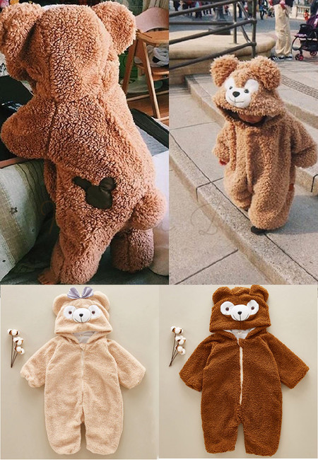 Adorable Baby Bear Onesie