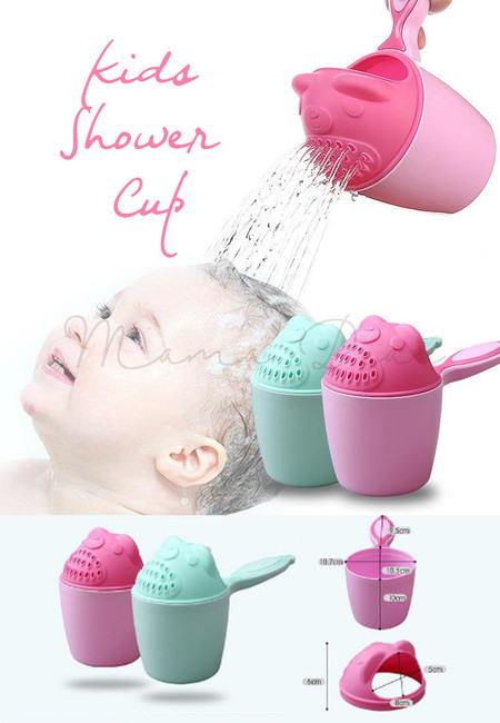 Baby Kids Shower Cup