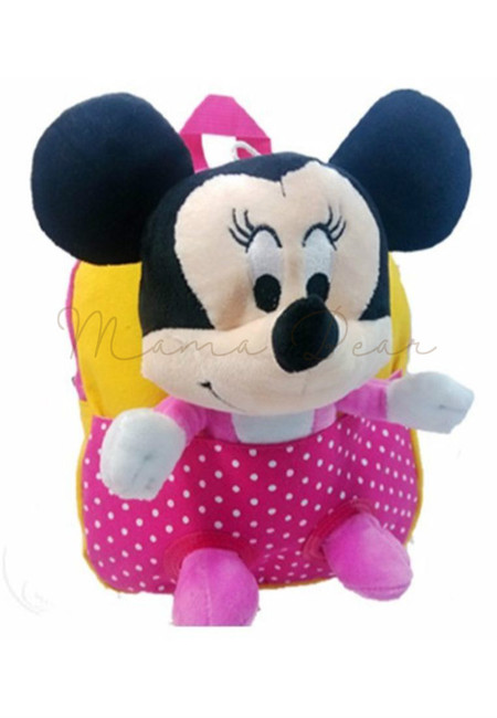 Mickey/Minnie Kid Backpack