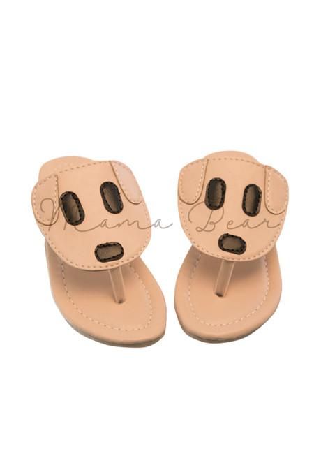 Cute Puppy Kid Sandals