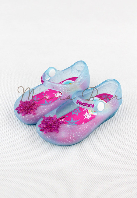 Frozen Kid Scented Jelly Shoes