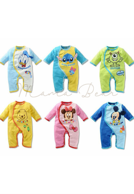Disney Baby Character Kids Jumpsuit