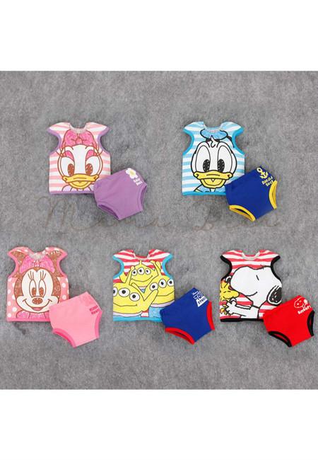 Disney Characters Kids Clothing Set