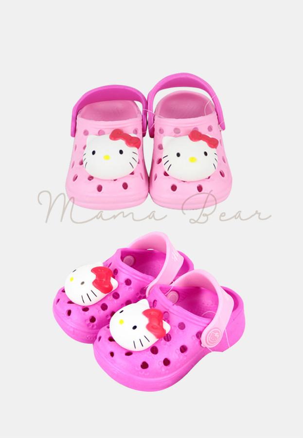 Hello Kitty Kids Slip on Sandals