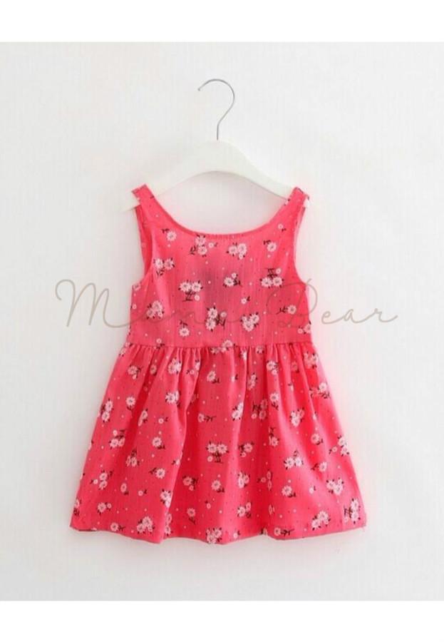 Lovely Daisy Sleeveless Dress
