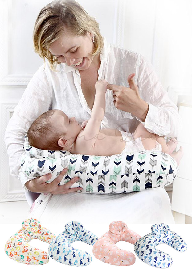 Multi- purpose Breast Feeding Pillow