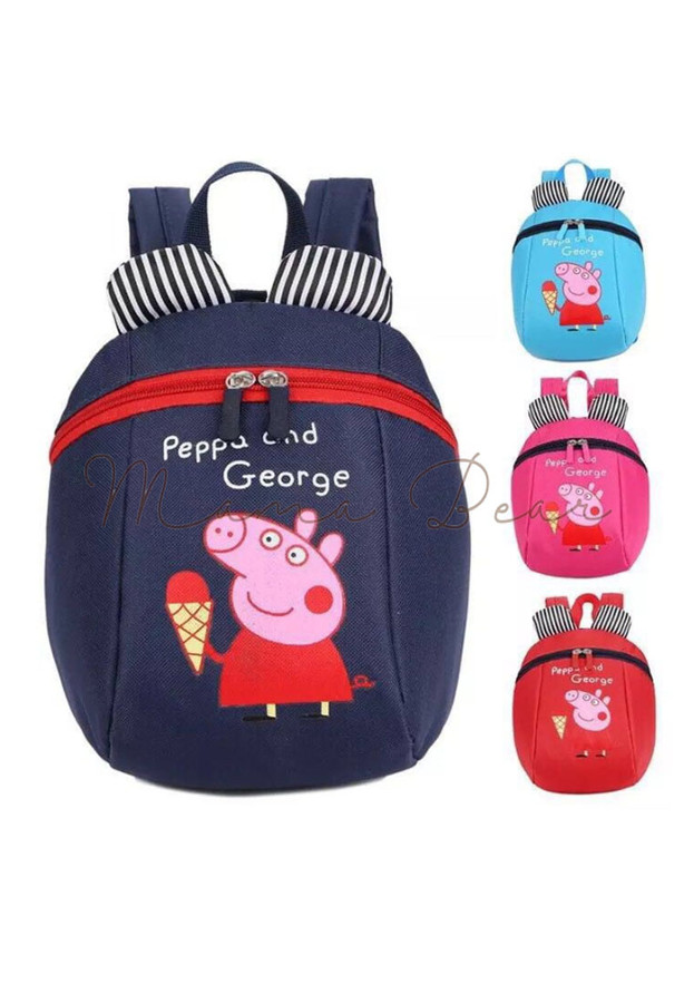 Kids Peppa Pig Backpack Peppa Pig Bag Kids Bag - MamaBearPH 5f13a820d54ff