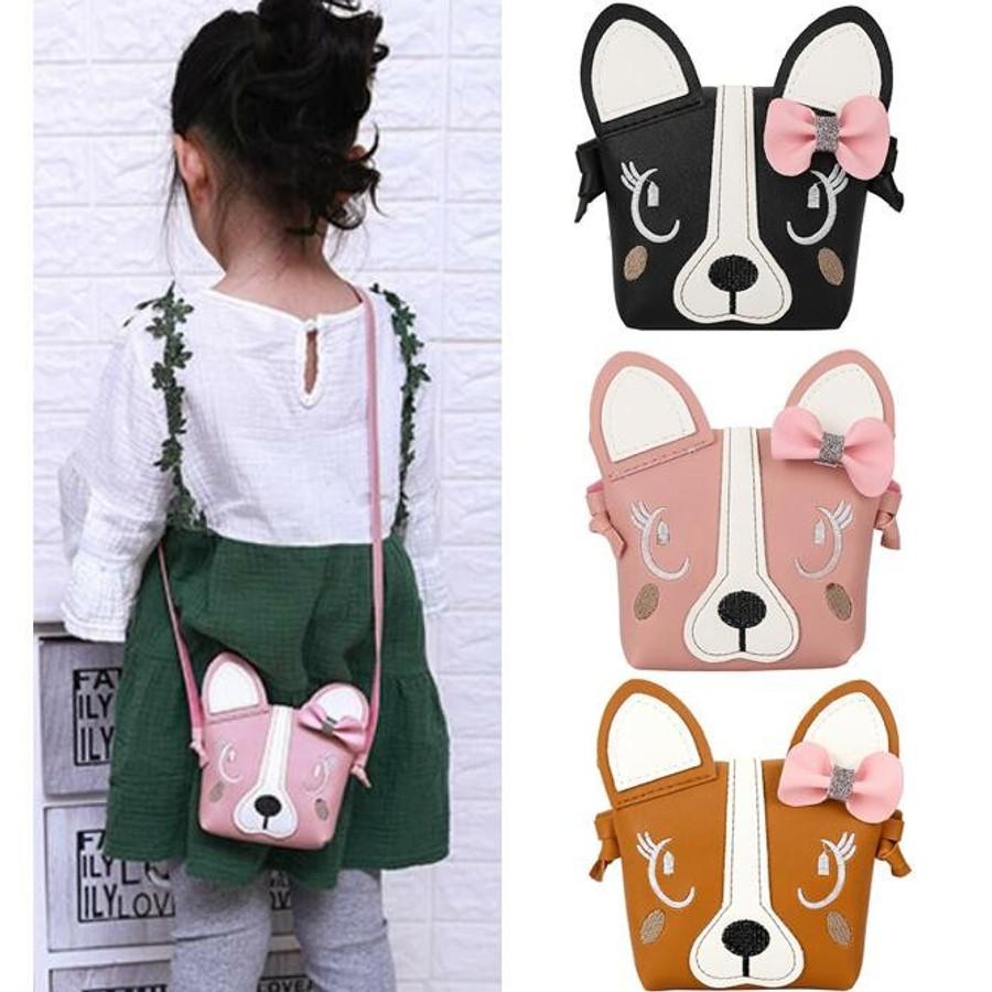 Kid Sling Bag Dog Kids Sling Bag Kiddie Kinder Bag