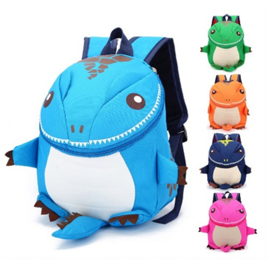 Kids Dinosaur Backpack Tddler Back pack Kid Bag Kinder Backpack Children Snack Bag School Bag
